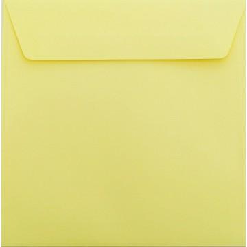 25 / Quadratisch/Briefumschläge / 18 x 18 cm / 180 x 180 mm Tannen Grün Verschluss: Kuverts mit Haftstreifen/Grammatur: 120 g/m²