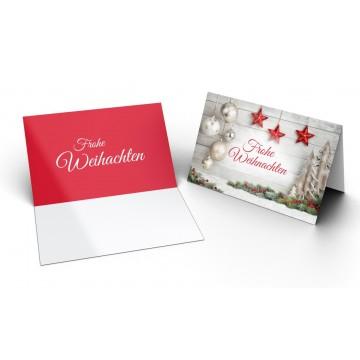 Wunderschöne Weihnachtskarten , A6,