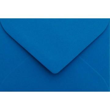 25 Mini Briefumschläge Ozean Blau 5,2  x 7,1 cm Verschluss-Technik: feuchtklebend, Grammatur 120 g/m²