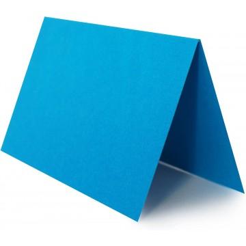 1 Tischkarte Gras Grün zum selbst Beschriften - Grammatur: 300 g/m² 10 x 6 cm