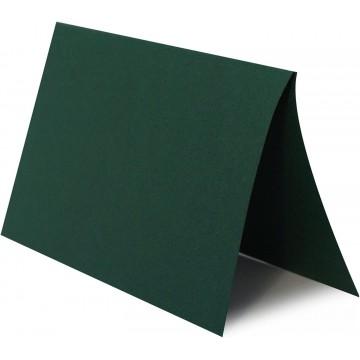 1 Tischkarte Bordeaux zum selbst Beschriften - Grammatur: 300 g/m² 10 x 6 cm