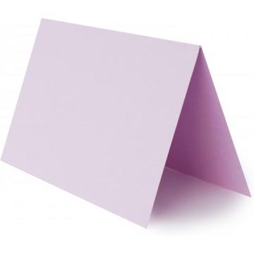 1 Tischkarte Hell Grün zum selbst Beschriften - Grammatur: 300 g/m² 10 x 6 cm
