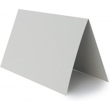 1 Tischkarte Flieder zum selbst Beschriften - Grammatur: 300 g/m² 10 x 6 cm